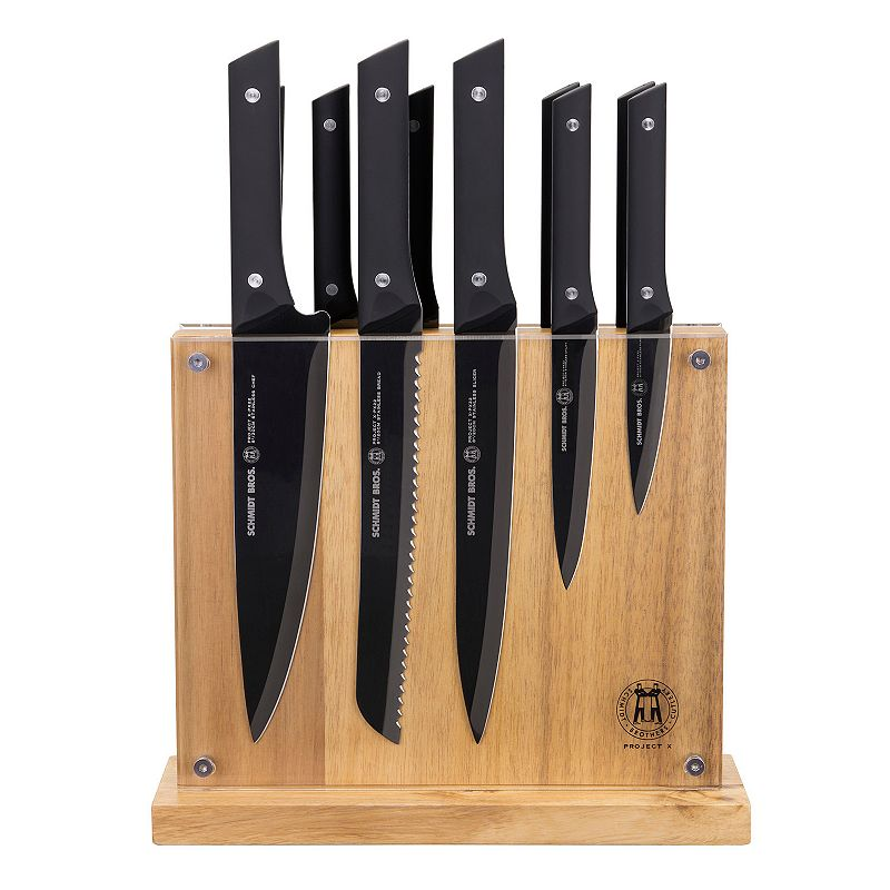 Schmidt Brothers Acacian 12-pc. Knife Set