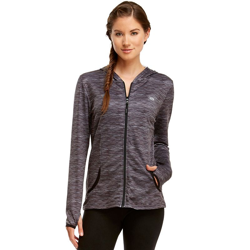 Women's Marika Journey Tech Full-Zip Workout Hoodie