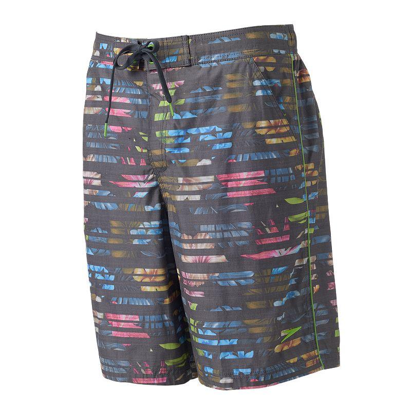 Men's Speedo Tropical E-Board Shorts