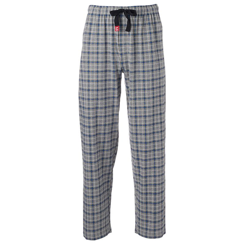 Men's Chaps Plaid Knit Lounge Pants