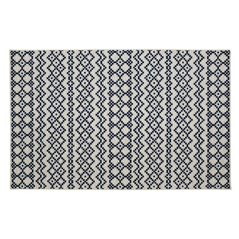 Mohawk® Home Aztec Bands Geometric Rug