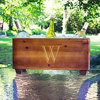 Cathy's Concepts Monogram Rectangular Party Tub