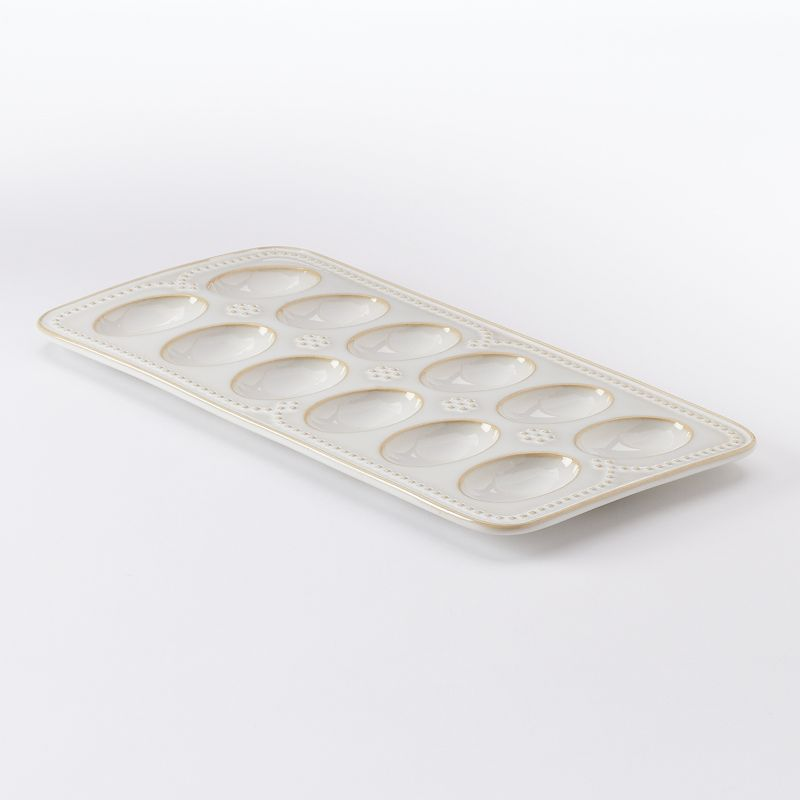 Food Network™ Fontinella 12-in. Egg Tray