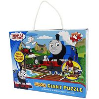 Thomas & Friends Giant 40-pc. Wood Puzzle by Cardinal Games