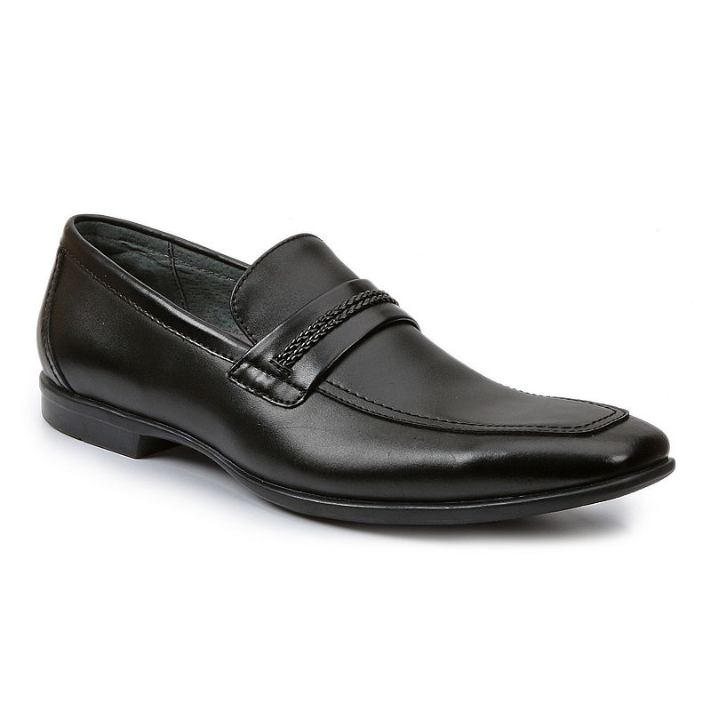 Giorgio Brutini Men's Braided Loafers