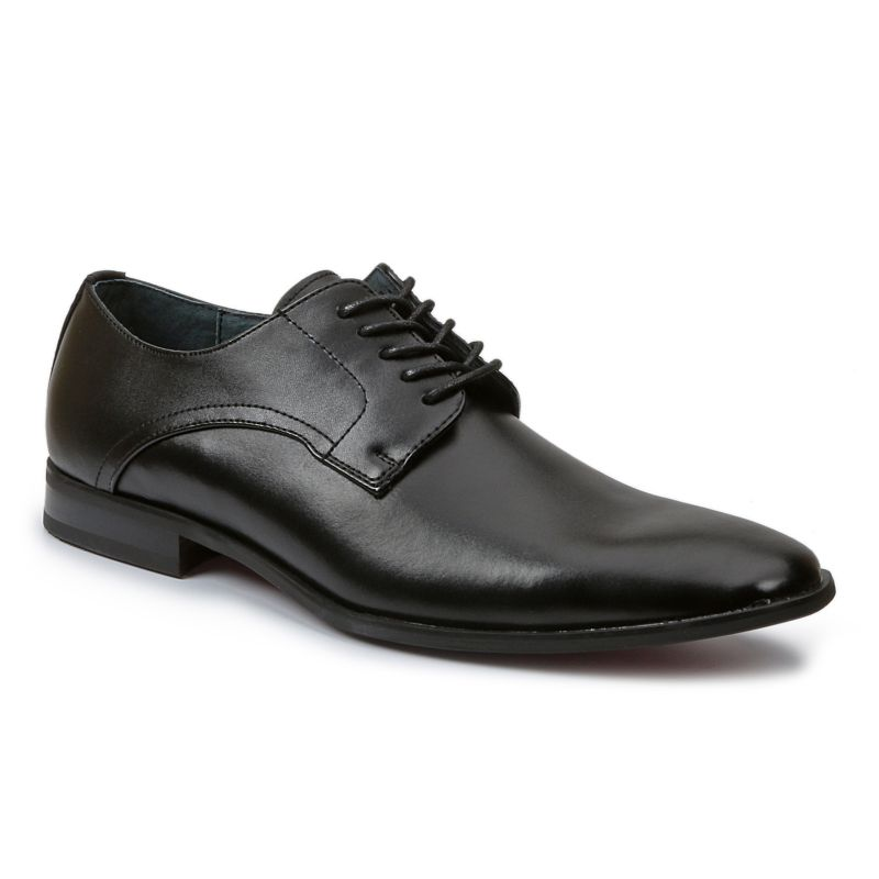 Giorgio Brutini Men's Lace-Up Oxford Shoes, Size: medium (7), Black thumbnail