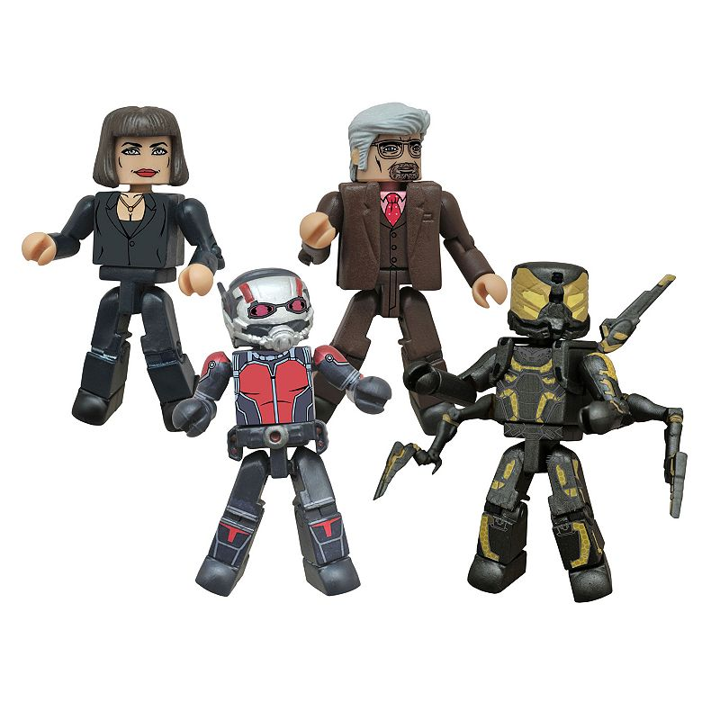 Marvel Minimates Ant-Man Movie Box Set by Diamond Select Toys
