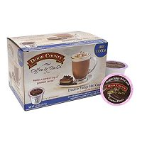 Door County Coffee & Tea Co. Single-Serve Double-Fudge Hot Chocolate - 12-pk.