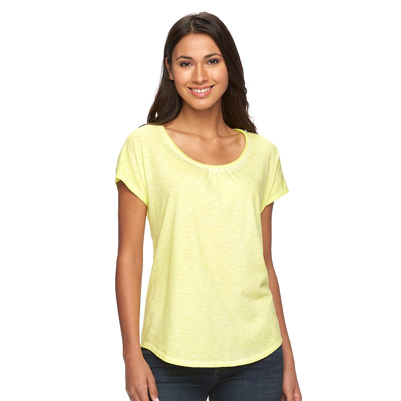 Women's SONOMA Goods for Life™ Sun-Washed Dolman Tee