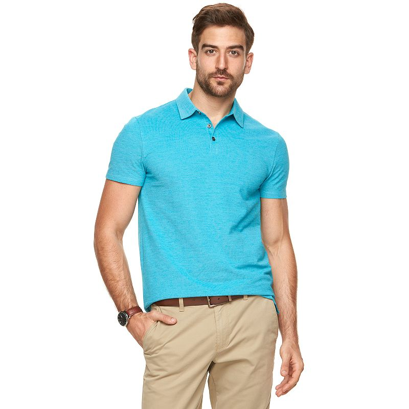 Men's Marc Anthony Slim-Fit Essential Pique Polo