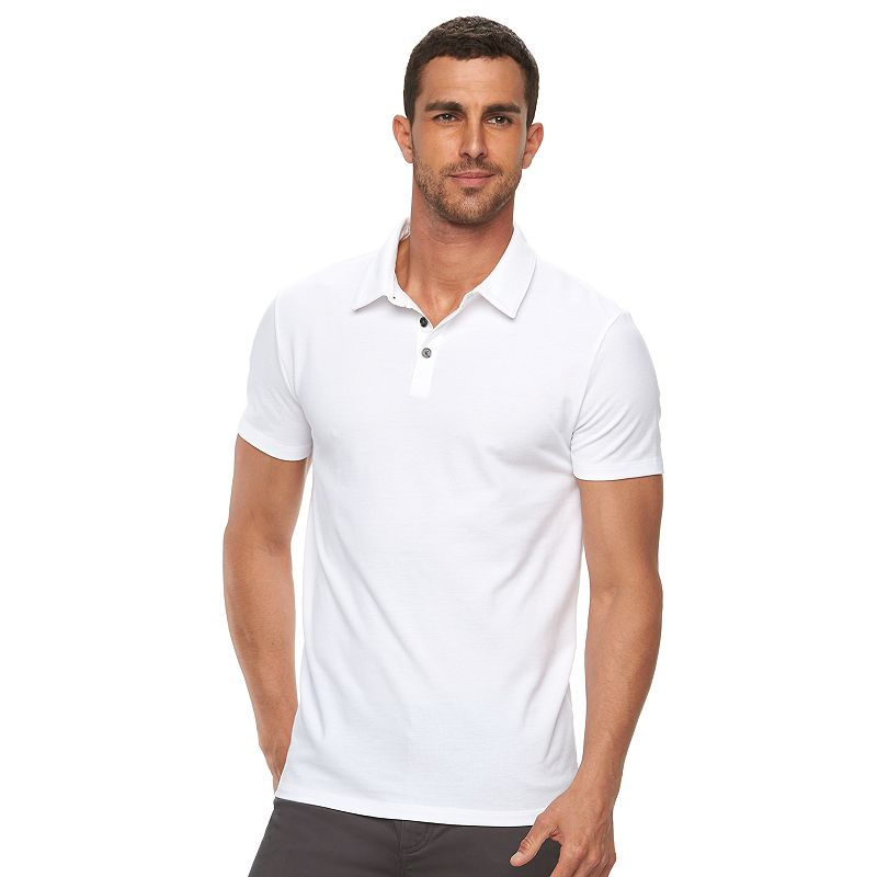 Men's Marc Anthony Slim-Fit Essential Pique Polo