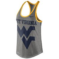 Women's Nike West Virginia Mountaineers Dri-Blend Tank