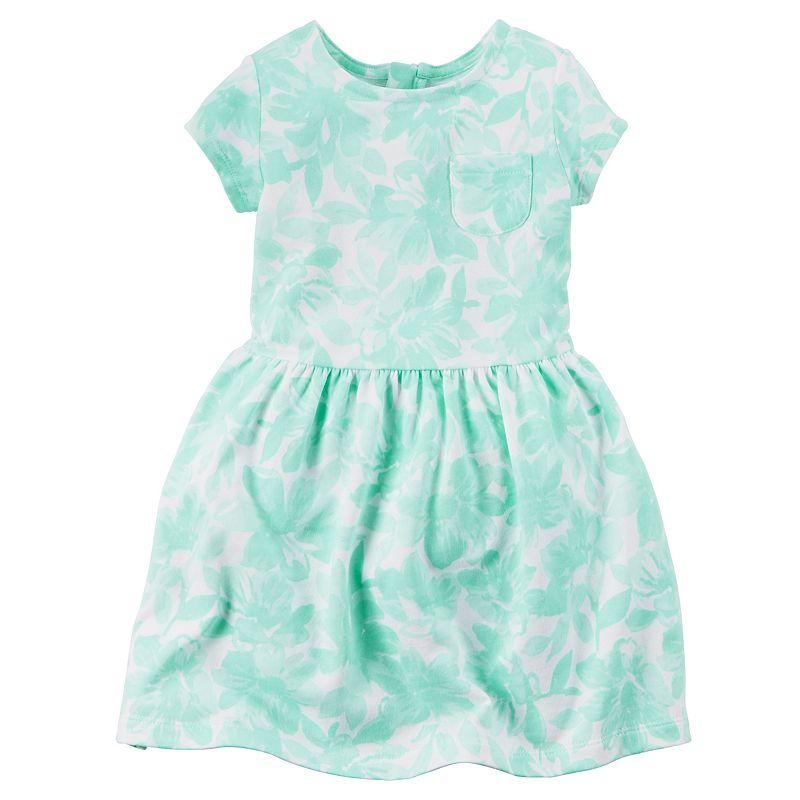 Toddler Girl Carter's Knit Dress