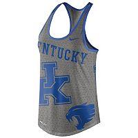 Women's Nike Kentucky Wildcats Dri-Blend Tank