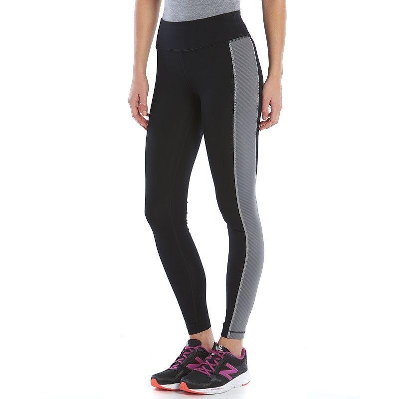 Women's Tek Gear® Shapewear Embossed Workout Leggings