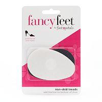 Fancy Feet by Foot Petals 2-pk. Nonskid Outsoles