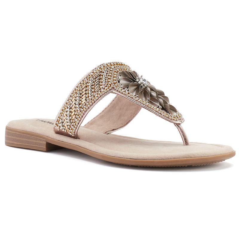 SONOMA Goods for Life™ Women's Beaded Sandals