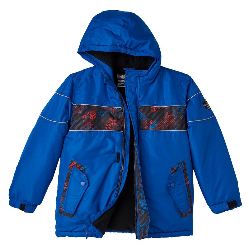 Boys 8-20 Rothschild Colorblock Systems Jacket