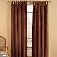 Curtainworks Microsuede Curtain