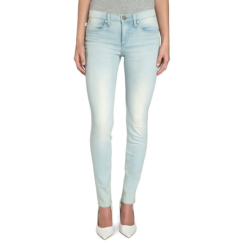 Women's Rock & Republic® Berlin Acid-Wash Skinny Jeans