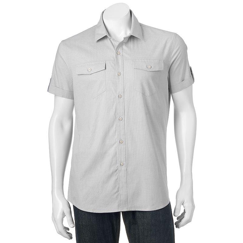 Men's Apt. 9® Slim-Fit Button-Down Shirt
