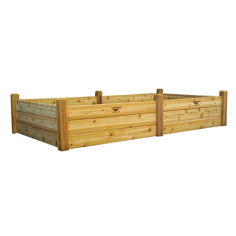 Gronomics Raised Garden Bed - 48'' x 95'' x 19''