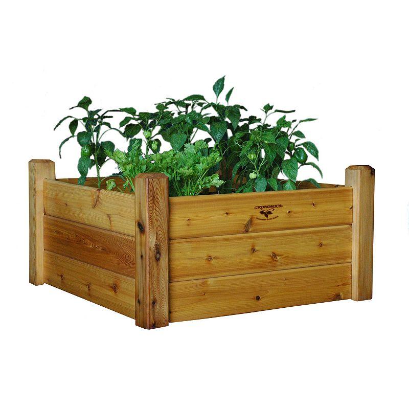 Gronomics Safe Finish Raised Garden Bed