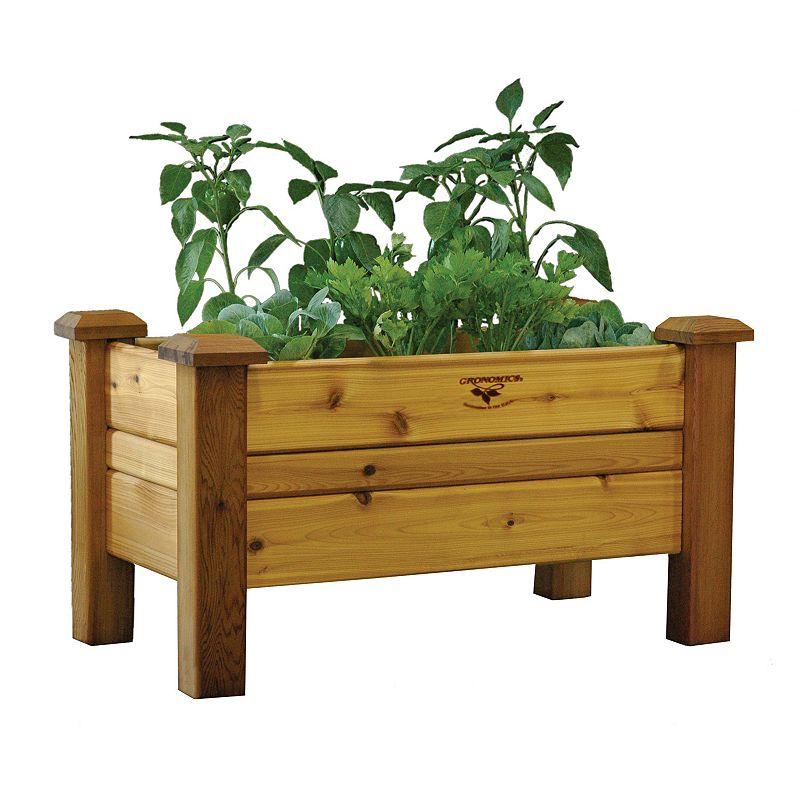 Gronomics Safe Finish Planter Box