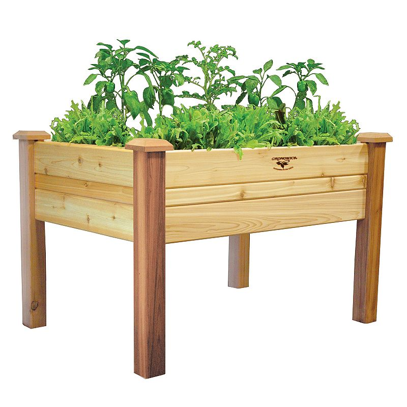 Gronomics Elevated Large Garden Bed
