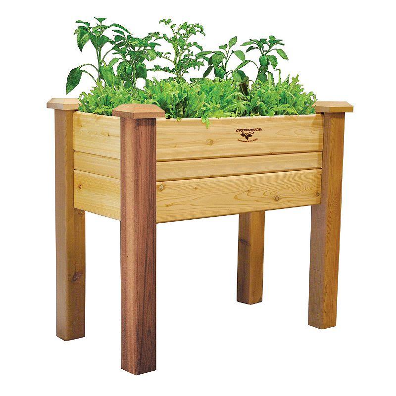Gronomics Elevated Medium Garden Bed