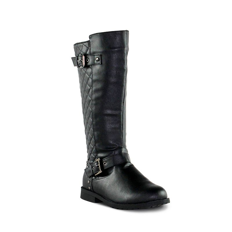Olivia Miller Shelby Women's Knee-High Riding Boots