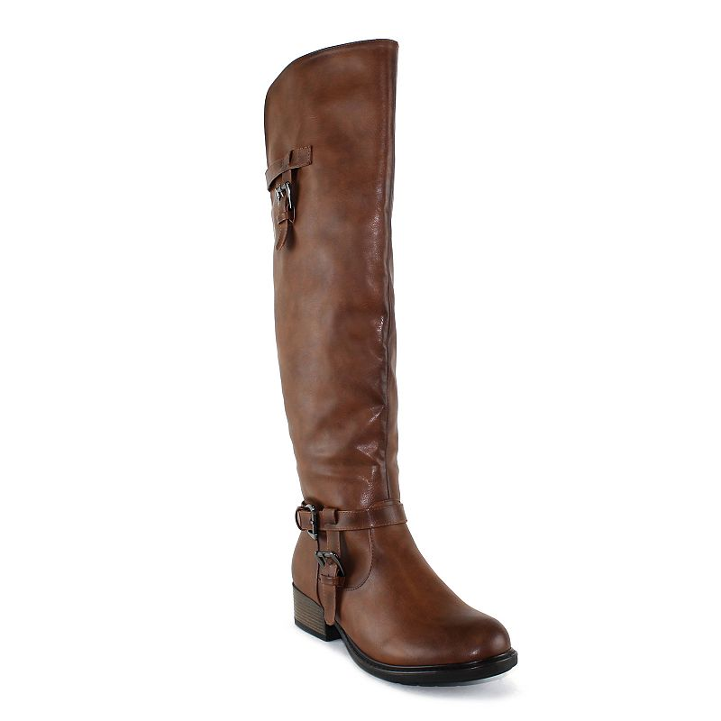Olivia Miller Mulberry Women's Riding Boots