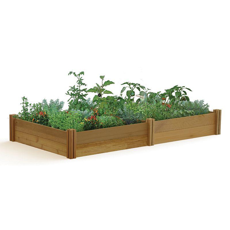 Gronomics 2-pc. Modular Raised Garden Bed
