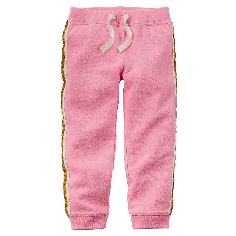 Toddler Girl Carter's French Terry Jogger Pants