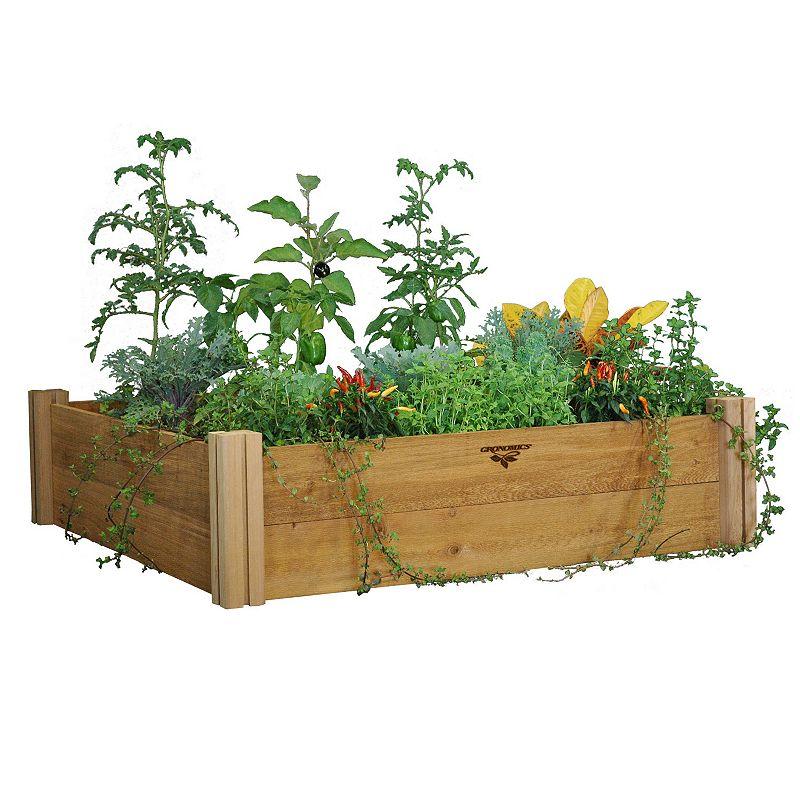 Gronomics Two-Level Modular Raised Garden Bed