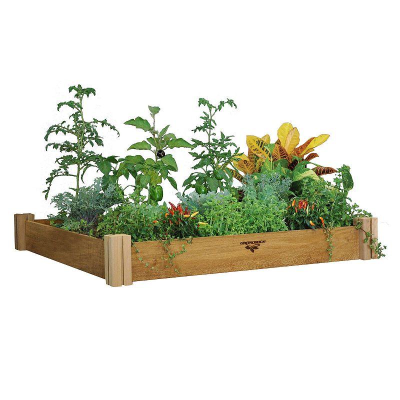 Gronomics Raised Modular Garden Bed
