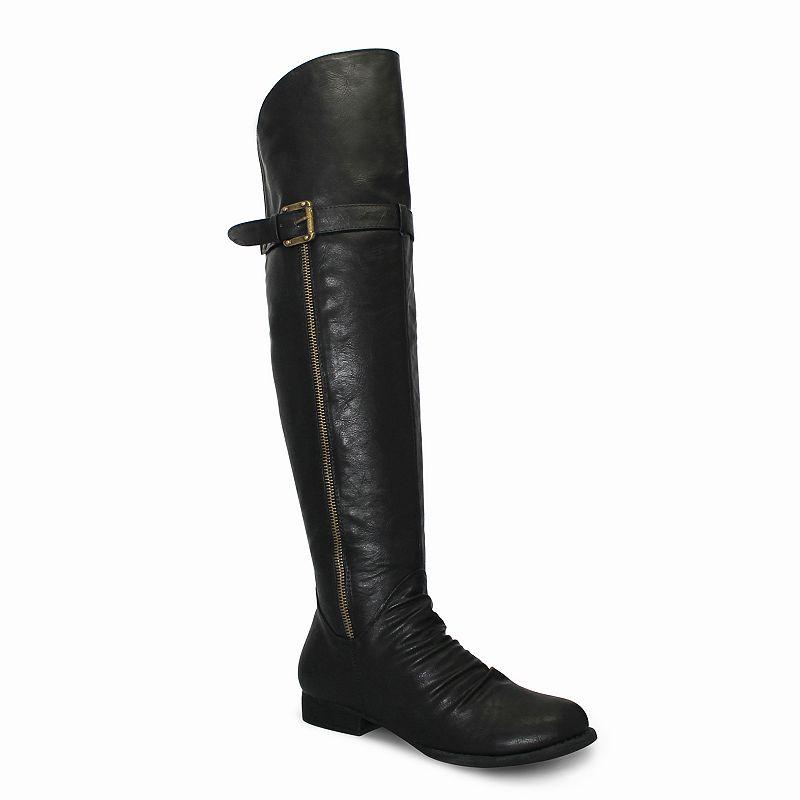 Olivia Miller Nassau Women's High-Front Riding Boots