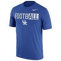 Men's Nike Kentucky Wildcats Dri-FIT Football Tee