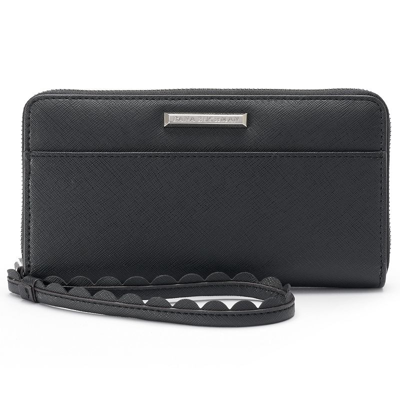 Dana Buchman Ava Zip Around Wristlet