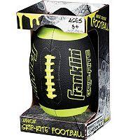 Franklin Black Junior Grip-Rite Football