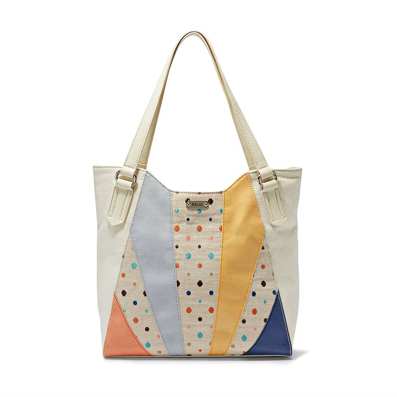 Relic Addy Color Applique Tote