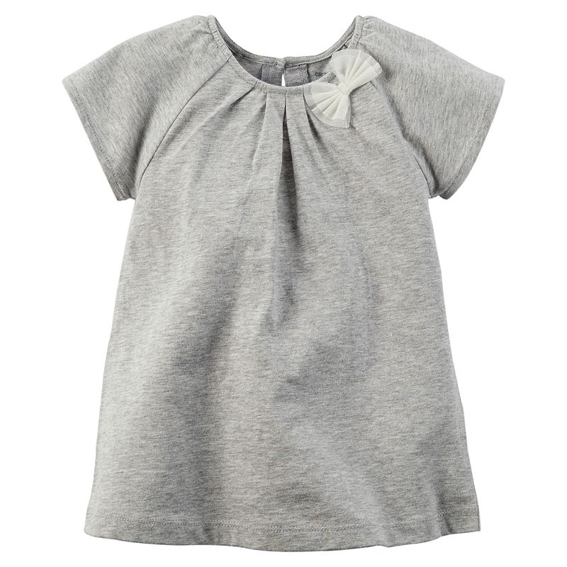 Carter's Baby Girl Ruched Tunic