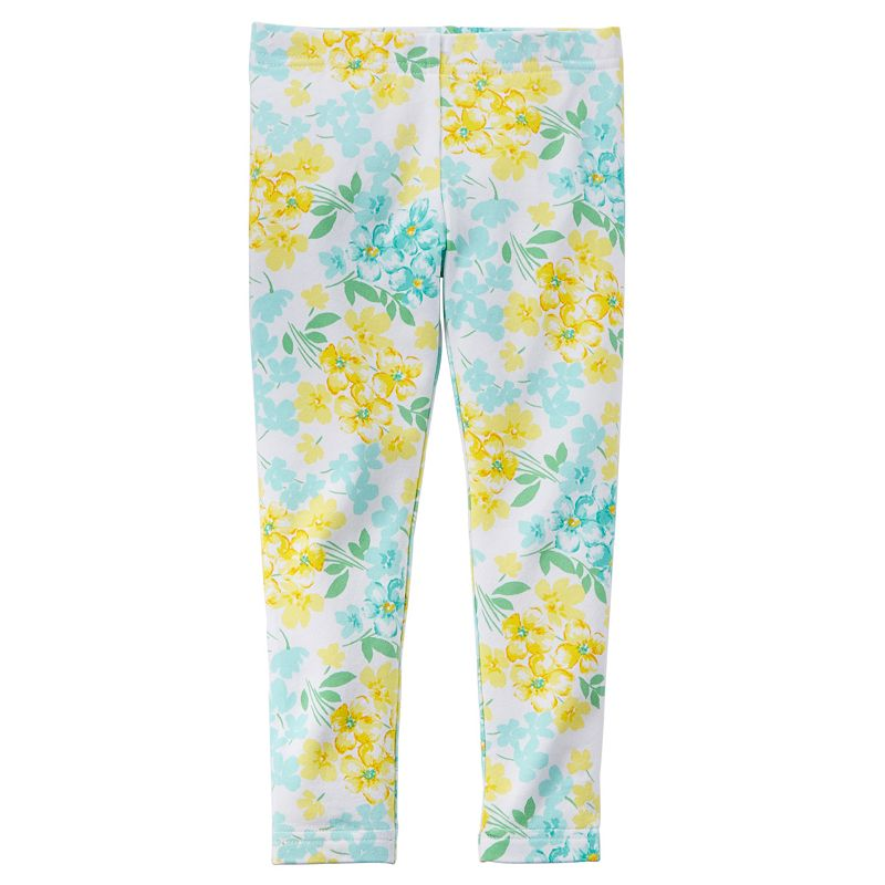 Baby Girl Carter's Pattern Leggings