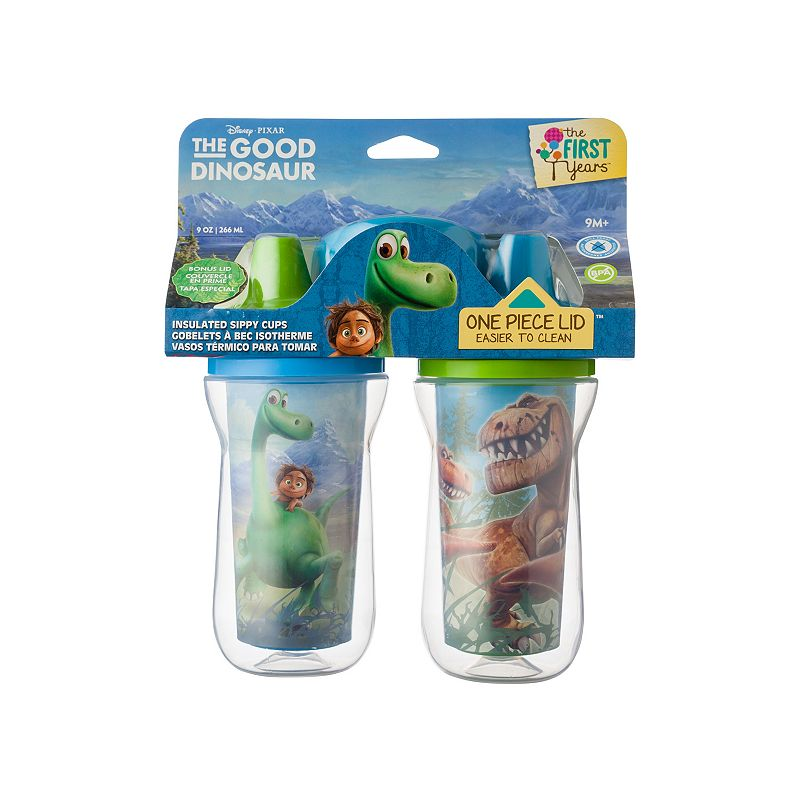 Disney / Pixar's The Good Dinosaur 2-pk. Sippy Cups by The First Years
