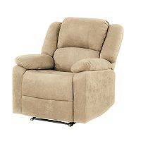 Lifestyle Solutions Mason Recliner (Multi Colors) + $45 Kohls Cash