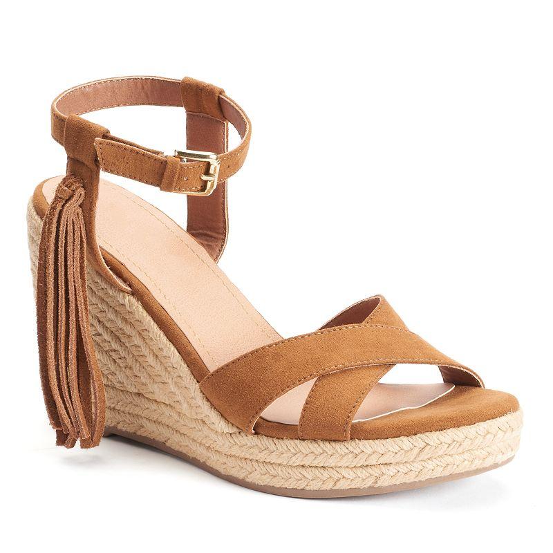 Unionbay Tea Women's Wedge Sandals
