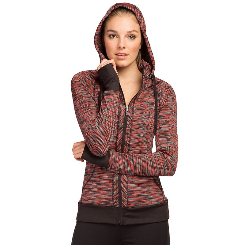 Women's Pro Series by Kyodan Full-Zip Workout Hoodie