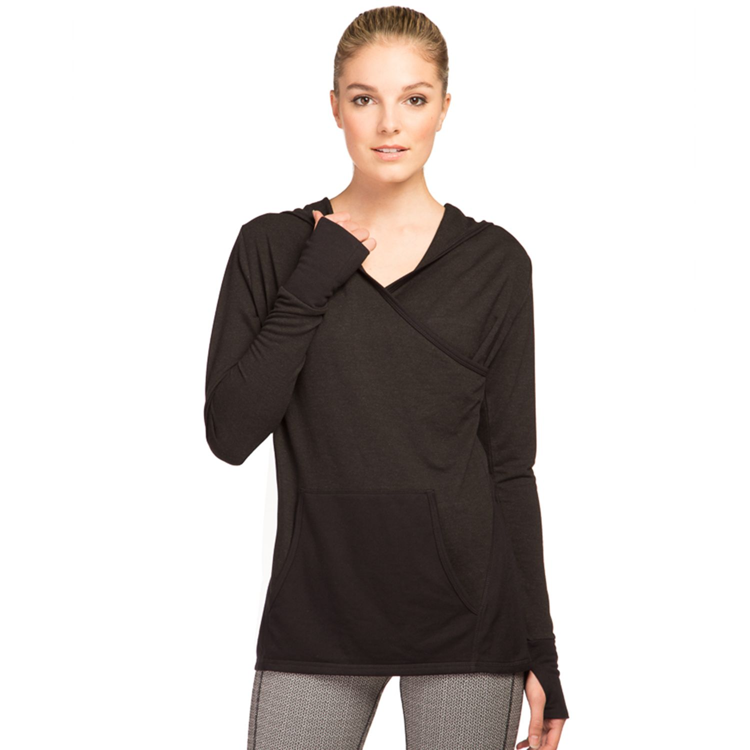 Womens Pro Series by Kyodan French Terry Yoga Hoodie