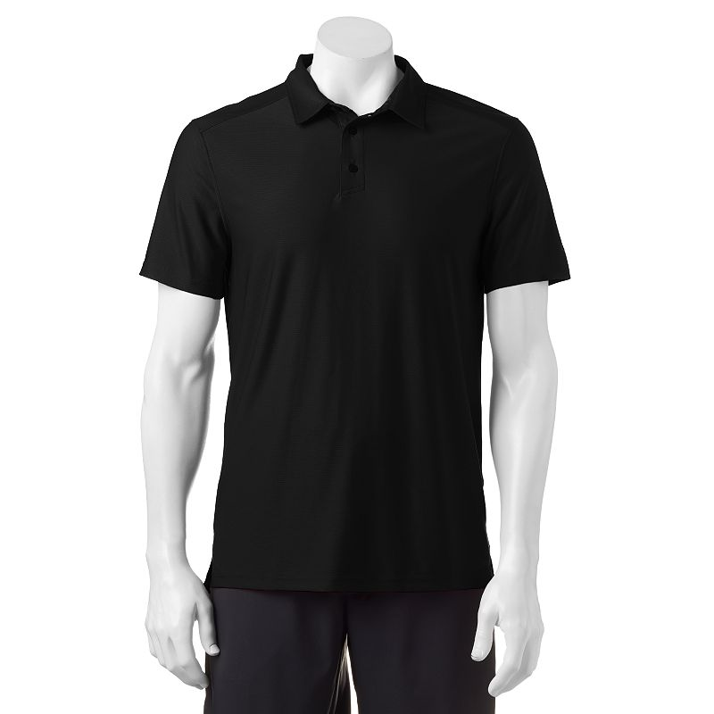 Big & Tall Tek Gear® DRY TEK Solid Polo