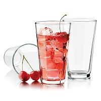Libbey Preston 4-pc. Cooler Glass Set